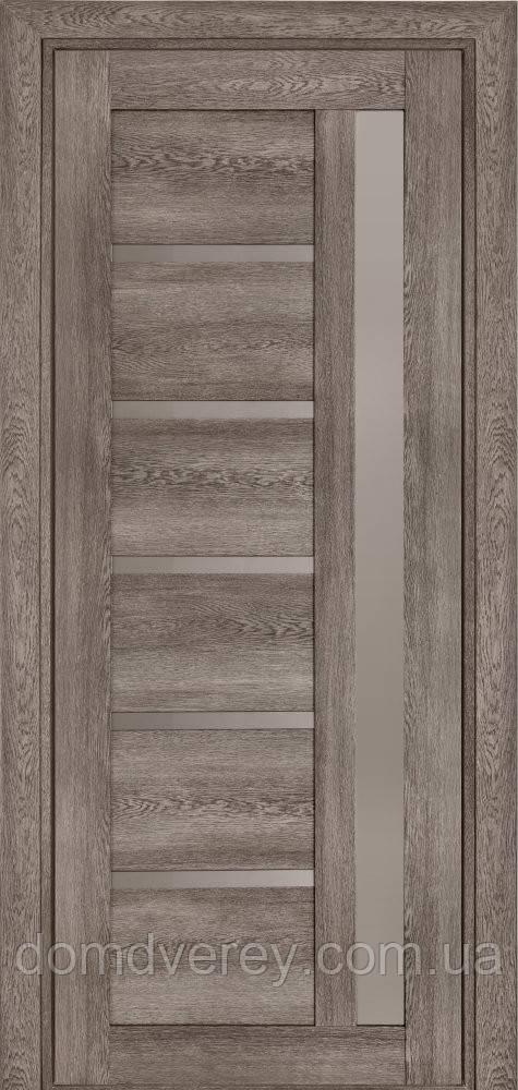 Двери межкомнатные Терминус, модель108 NanoFlexПГ/ПО