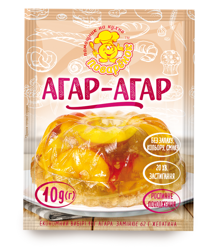Агар-агар 10 г