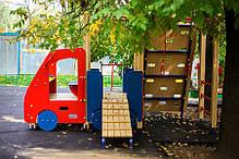 Машинка с гимнастическим комплексом ТЕ506, фото 3