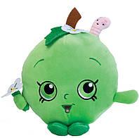 Мягкая игрушка-подушка Shopkins&Shoppies - Дама Яблочко 20 см (31633)