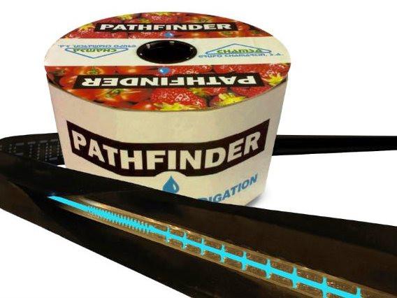 Капельная лента Pathfinder 6mil  эмитерная 20 см 3200 м/пог, водовылив  5,1 л/ч