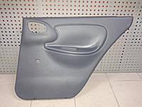 Обшивка двери задняя правая под механическое стекло Ланос / Lanos, tf69y0-6202711