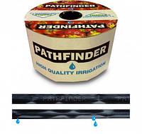 Капельная лента Pathfinder 8mil  эмитерная 20 см 2500 м/пог, водовылив  5,1 л/ч