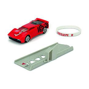 Автомобіль-Трансформер. Місія Сайдсвайп з пусковий платформою, 11 см «Dickie Toys» (3112002), фото 3