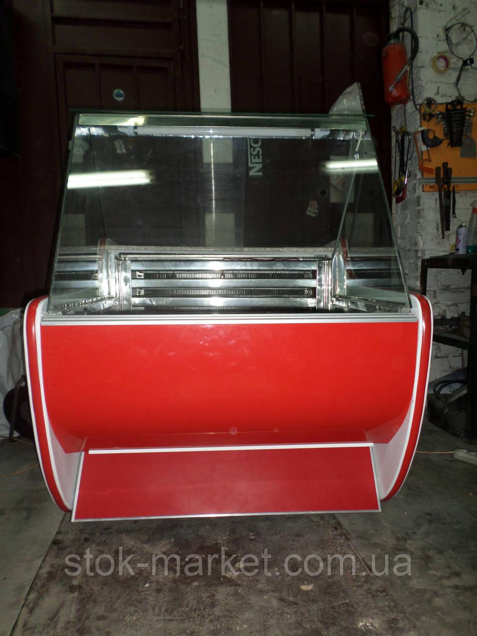 Морозильная витрина JBG 1м. бу  Купить витрину морозильную б/у