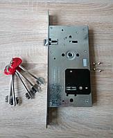 Замок врезной Fuaro V25/S-60.85.3R16 5 ключей