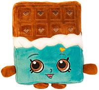Мягкая игрушка-подушка Shopkins&Shoppies - Шоколадка Вкуснятина 20 см (31634)