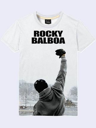 Футболка Рокки Бальбоа, фото 2
