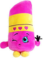 Мягкая игрушка-подушка Shopkins&Shoppies - Леди Помада 20 см (31635)