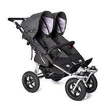 Детская коляска 2 в 1 TFK Twin Adventure Premium Line, фото 3