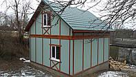 Строительство домов из теплоизоляционных плит