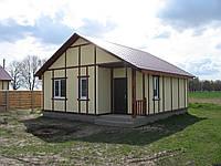Строительство теплых дачных домиков