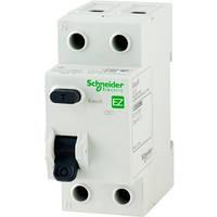 Дифференциальный автомат Schneider Electric Easy9 1P+N 25А 30мА тип AC (х-ка С) EZ9D34625