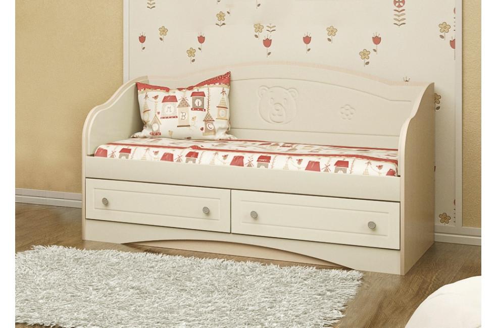детская кровать диван мишка вальтер купить в киеве цены в украине