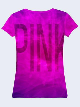 Женсая футболка Пинк, фото 2