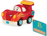Машинка инерционная серии Забавный автопарк Battat - Гоночная машинка (BX1496Z)