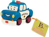 Машинка инерционная серии Забавный автопарк Battat - Полиция (BX1497Z)
