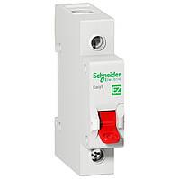 Выключатель нагрузки Schneider Electric Easy9 1P 40A 230В EZ9S16140