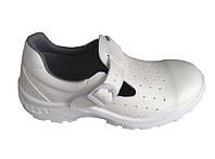 Белая рабочая обувь