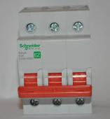 Выключатель нагрузки Schneider Electric Easy9 3P 63A 400В EZ9S16363