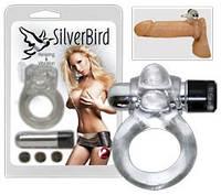 Виброкольцо Silver Bird