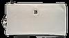 Женский кошелек-клатч Bobi Digi белого цвета WLP-061060