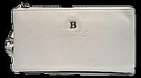 Женский кошелек-клатч Bobi Digi белого цвета WLP-061060, фото 1