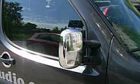 Накладки на зеркала Fiat Doblo 00-10