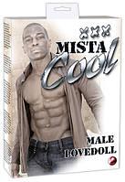 Кукла-мужчина  Mista Cool XXX