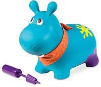 Баттатопрыгун Battat - Гіпопотам-там-там з насосом (BX1505Z)