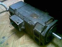 Ремонт электродвигателей CU112
