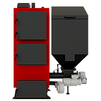 Пеллетный котел ALTEP KT-2E-SH 75 кВт
