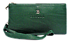 Женский кошелек-клатч Bobi Digi зеленого цвета WLP-061070