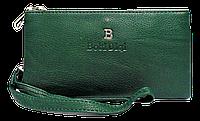 Женский кошелек-клатч Bobi Digi зеленого цвета WLP-061070, фото 1