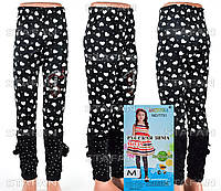 Детские велюровые штанишки на девочку Nailali T731-1 M-R