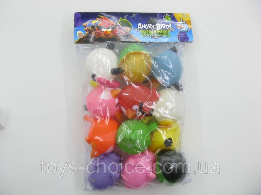 Пищалка Angry Birds 12 В 1