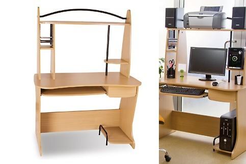 Стол компьютерный СК — 101, Письменный стол