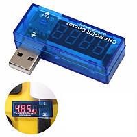 USB тестер Charger Doctor амперметр вольтметр, фото 1