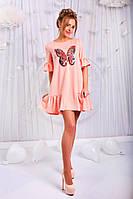 Платье с бабочкой 156 АП