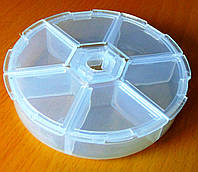 Органайзер для хранения бисера, бусин и мелких изделий