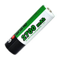 Аккумулятор никель-металлогидридный  Soshine 1.2V (2700mAh) Ni-MH RTU AA (R6)
