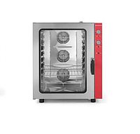 Конвекционная Паровая печь - электрическая, ручной регулятор 10x GN1 / 1
