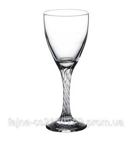 Бокал Твіст вино 6 шт 200гр 44362