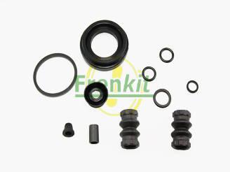 Ремкомплект тормозного суппорта заднего (38mm, LUCAS) на Renault Kangoo II 2008-> Frenkit (Испания) - 238022