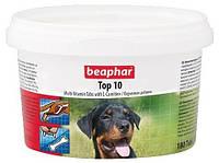 Кормовая добавка Beaphar Top 10 с L-карнитином для собак, 750 таб
