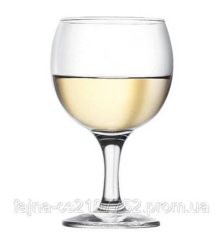 Бокал Бістро вино 165 гр 6шт 44415