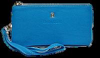 Женский кошелек-клатч Bobi Digi голубого цвета WLP-061077, фото 1