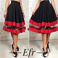 Модная юбка (4 цвета), фото 1