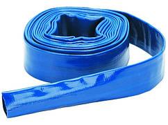 "Шланг Лейфлет Blue Color 6"" (150 мм) 3 атм"