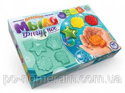Детское фигурное мыло своими руками (DFM-01-03)